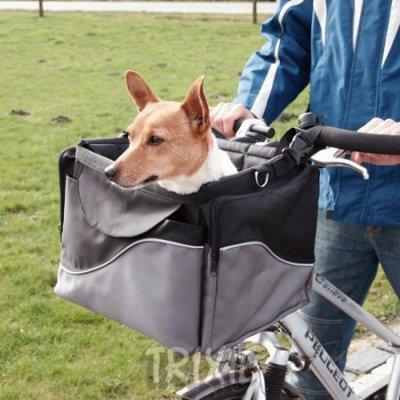panier chien pour velo