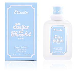 parfum bébé tartine et chocolat