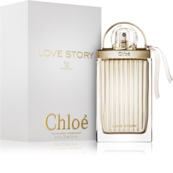 parfum chloé love story