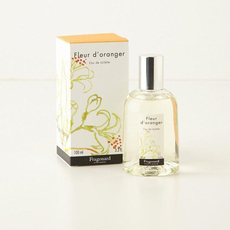 parfum fleur d oranger