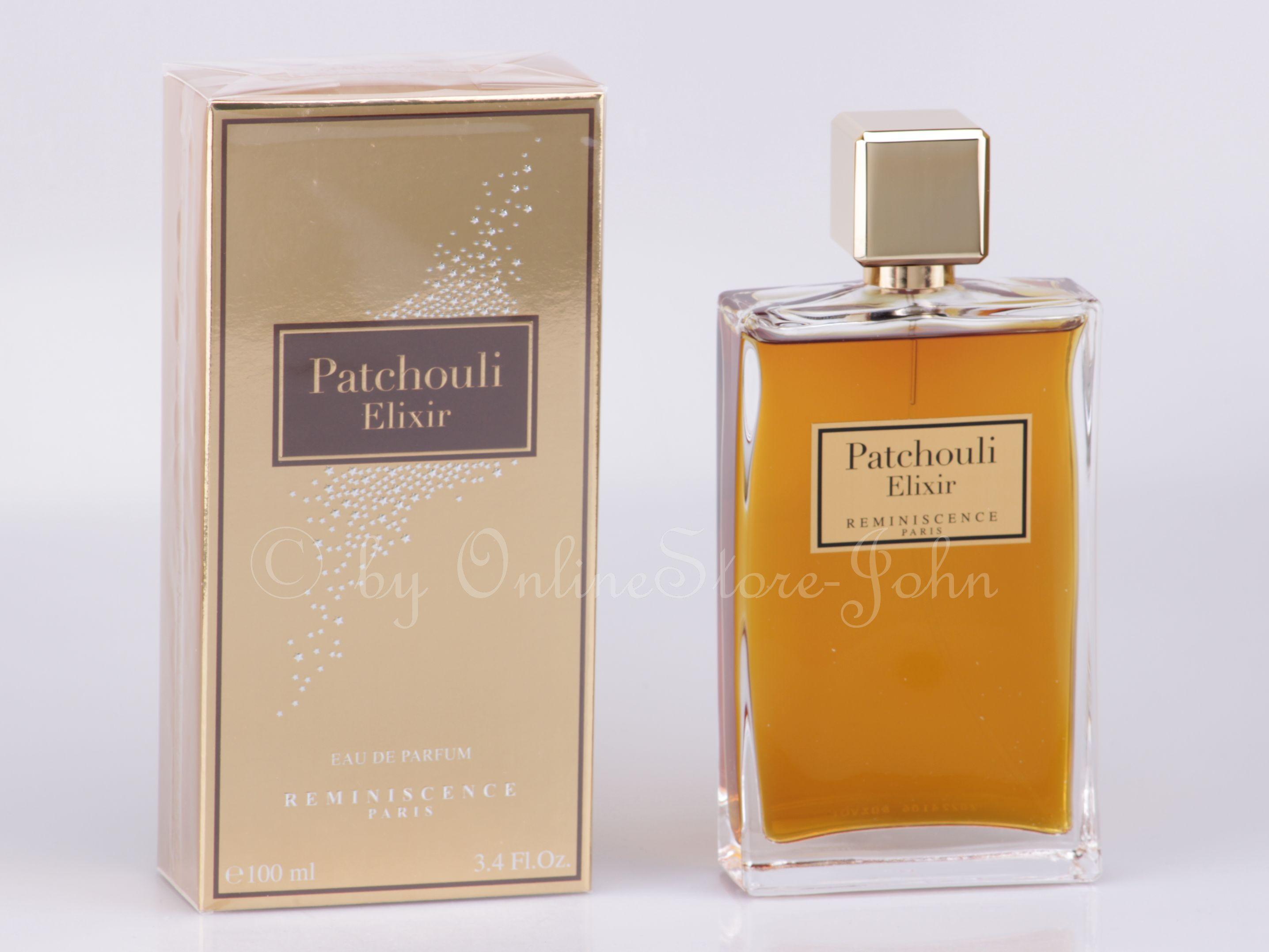 parfum patchouli reminiscence