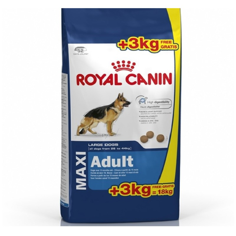 royal canin maxi adulte 18 kg