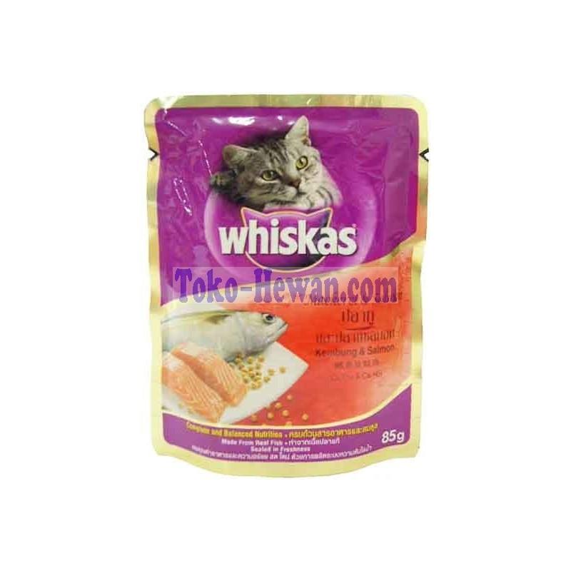 sachet whiskas