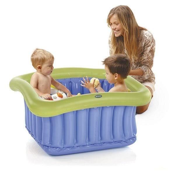 baignoire gonflable pour bébé