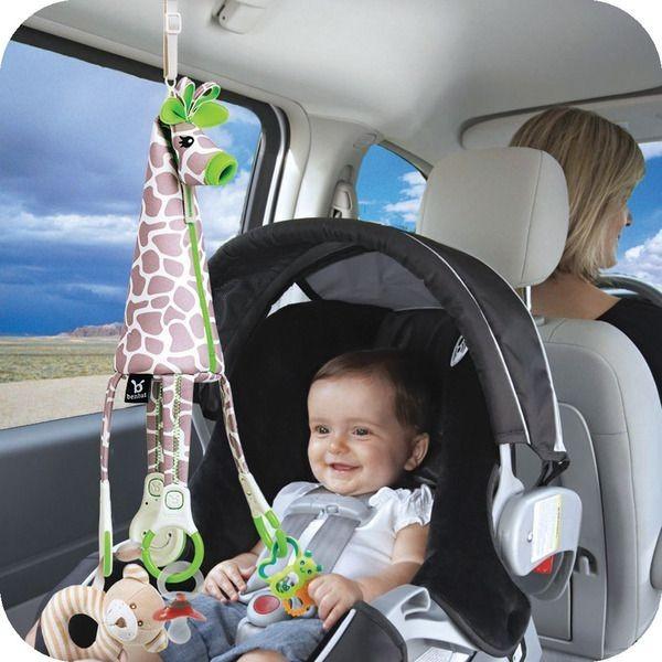 jeux pour voiture bébé