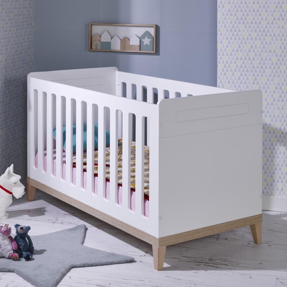lit pour bébé évolutif