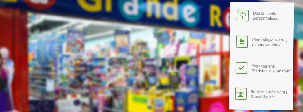 magasin jouet macon