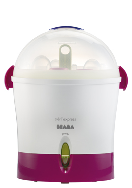 sterilisateur beaba