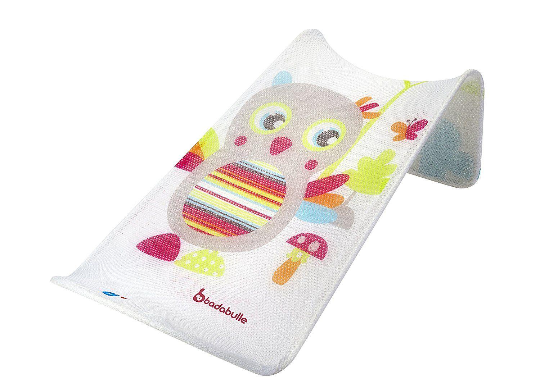 transat de bain tissu