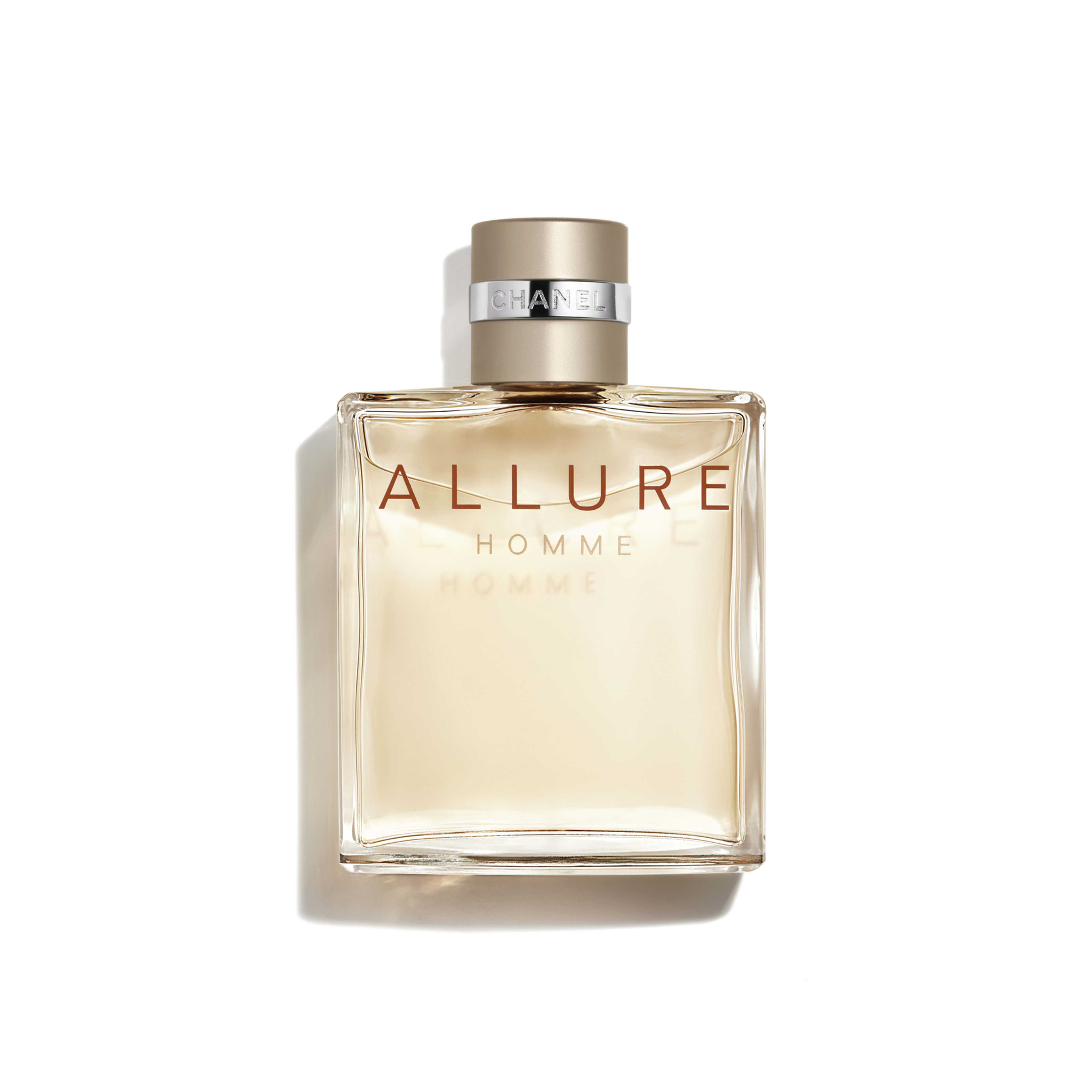 allure de chanel homme