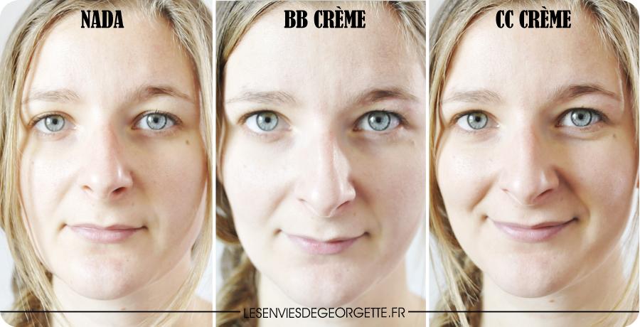 bb creme ou cc creme