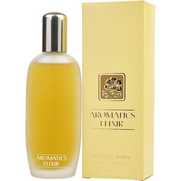clinique aromatics elixir perfume