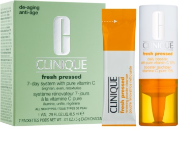 clinique fresh pressed