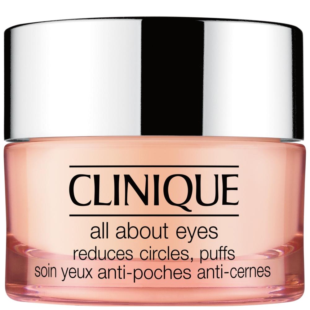 contour des yeux clinique