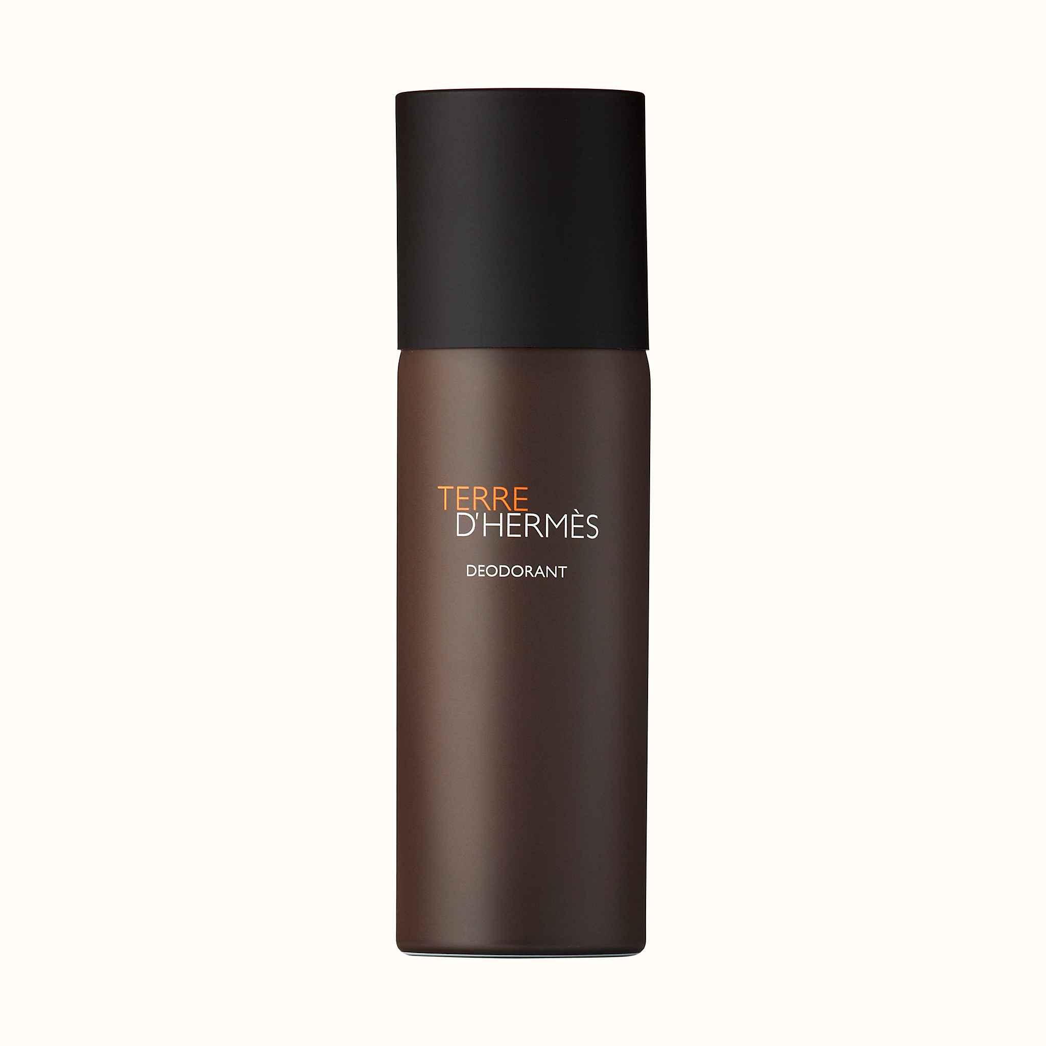 déodorant vaporisateur terre d hermes