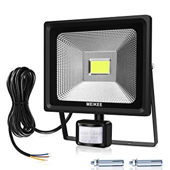 eclairage exterieur avec detecteur de mouvement