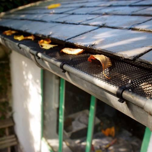 grille pour gouttière