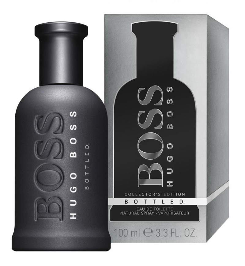 hugo boss bottled edition