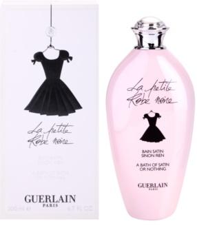la petite robe noire gel douche