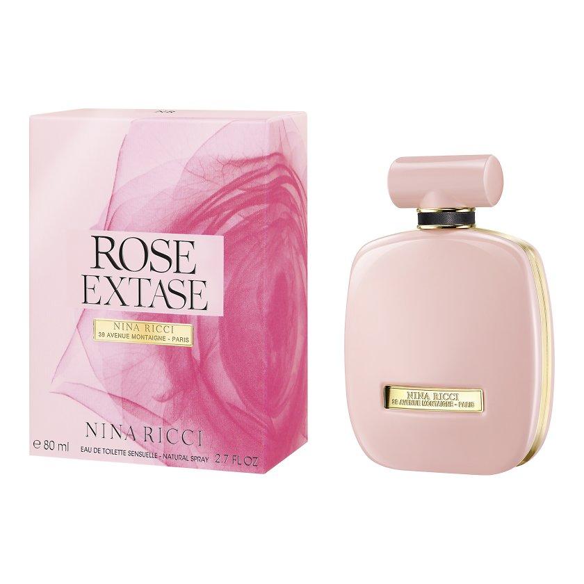 nina ricci extase rose