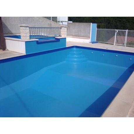 peinture de piscine