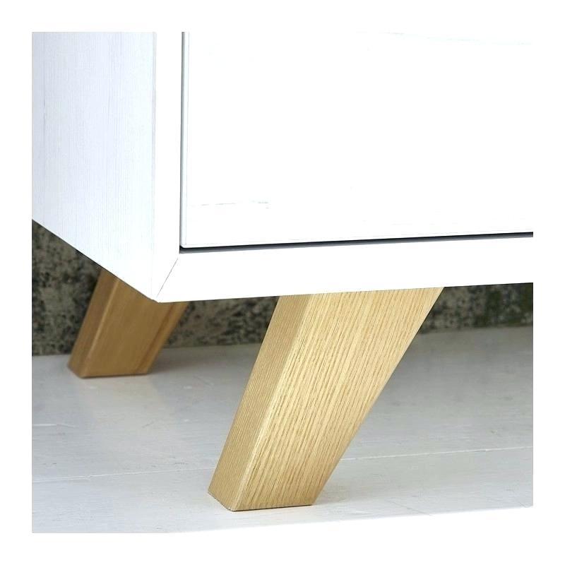 pied de meuble vintage
