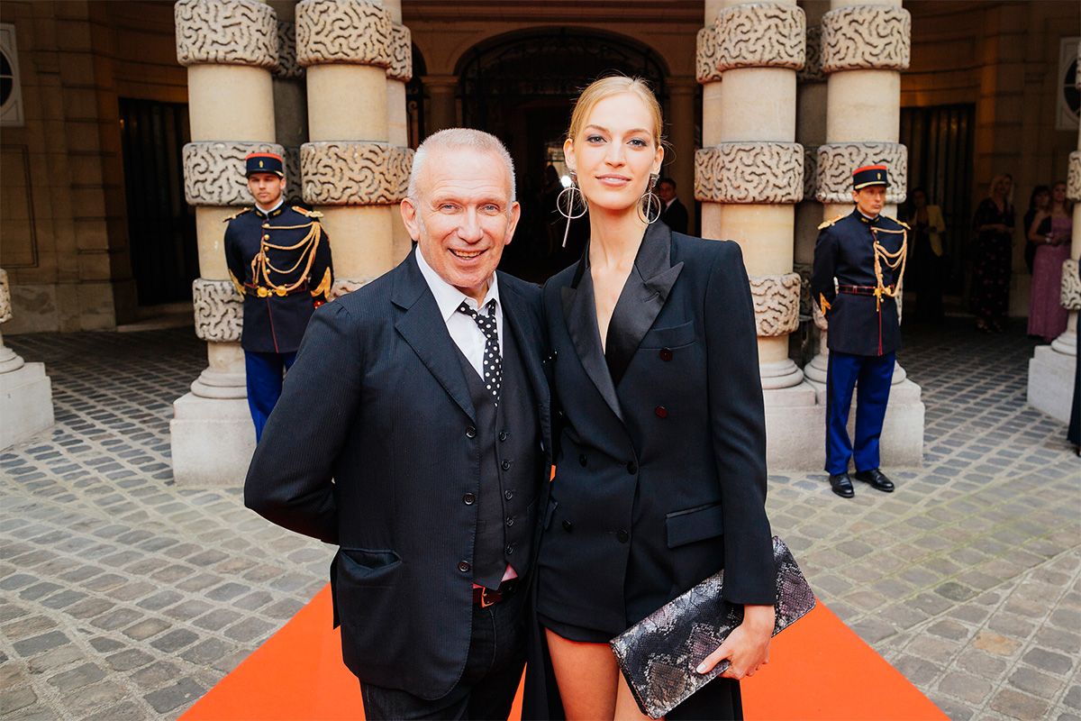 scandal jean paul gaultier actrice
