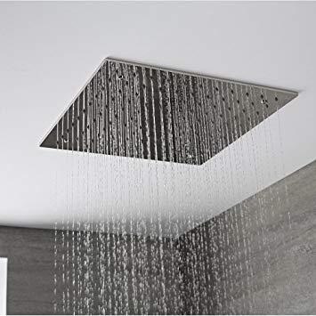 tete de douche encastrable